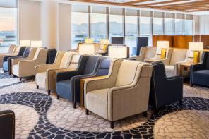 Como é o Plaza Premium Lounge do Rio Galeão