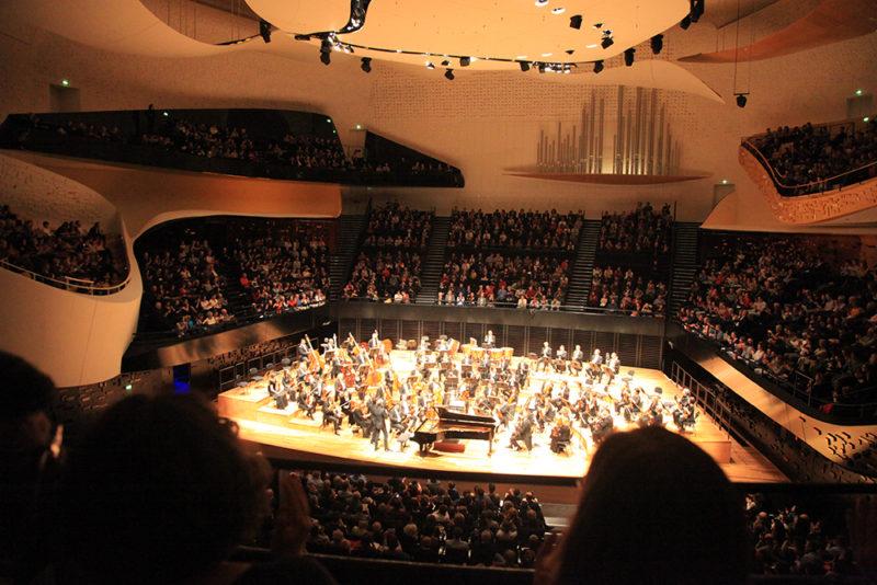 Dicas de Paris: Philharmonie de Paris.