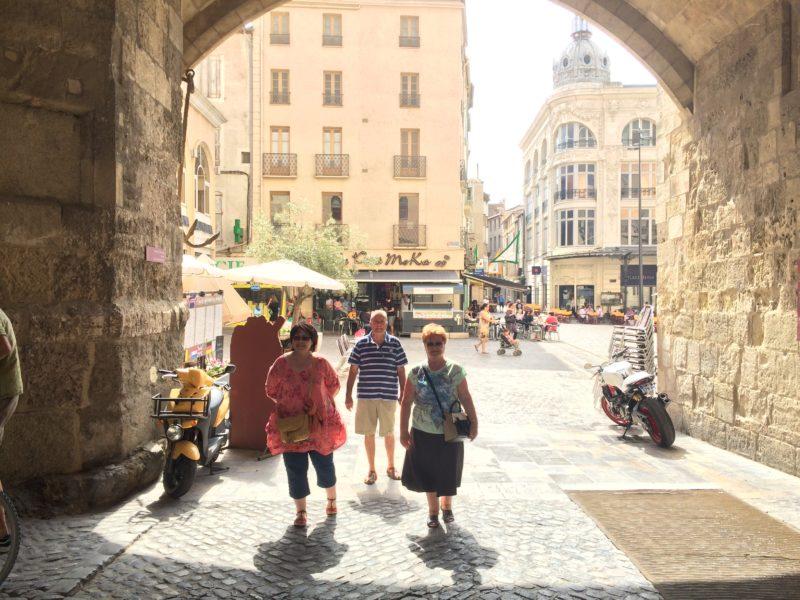 Mais de Narbonne, na França.