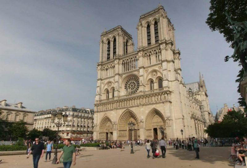 O que fazer em Paris: Catedral de Notre Dame.