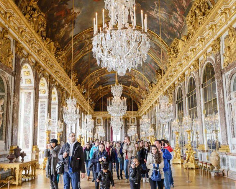 Dicas Paris: o interior do Palácio de Versailles.