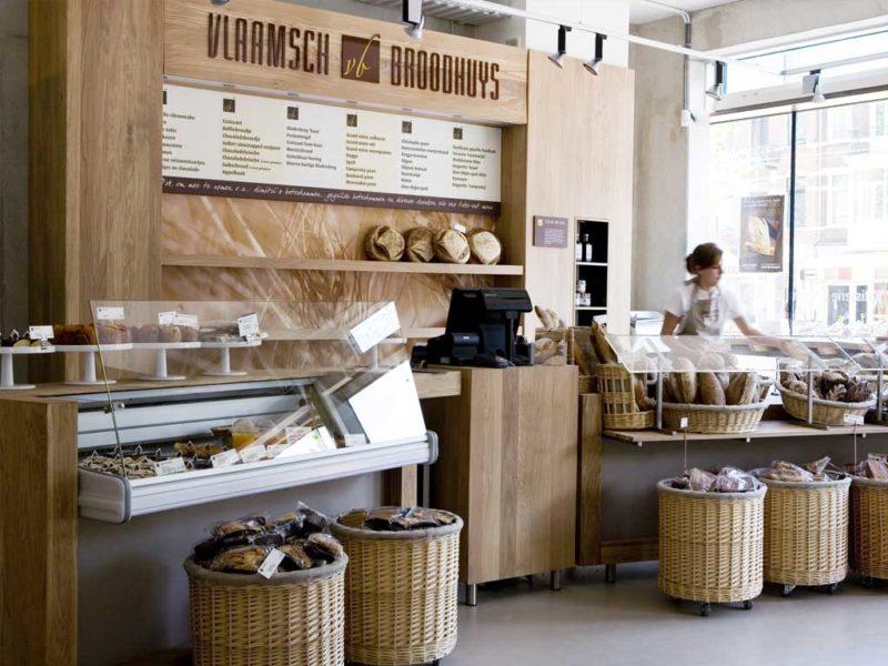 O que fazer em Amsterdã: café da manhã típico na Vlaamsch Broodhuy.