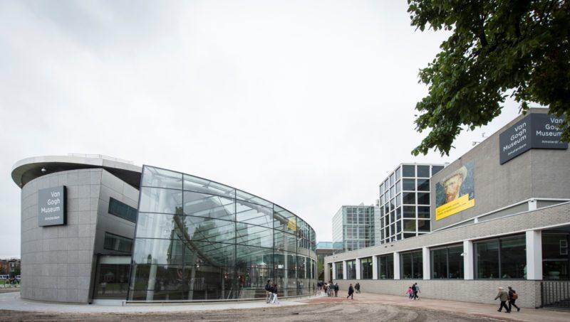 Roteiro Europa: Van Gogh Museum, em Amsterdã.