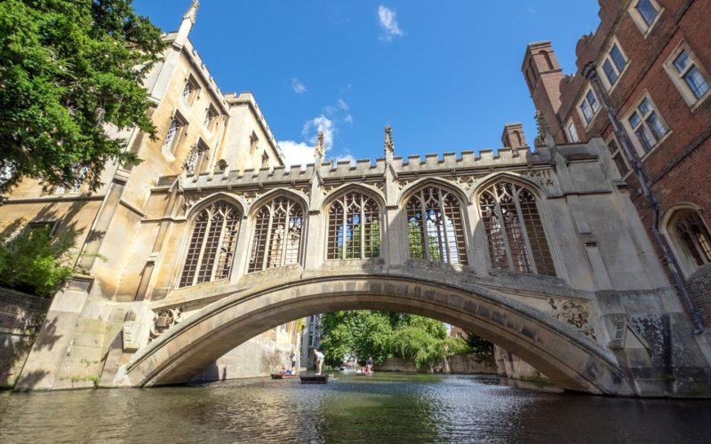 Dicas Inglaterra: Cambridge é uma cidade histórica linda.