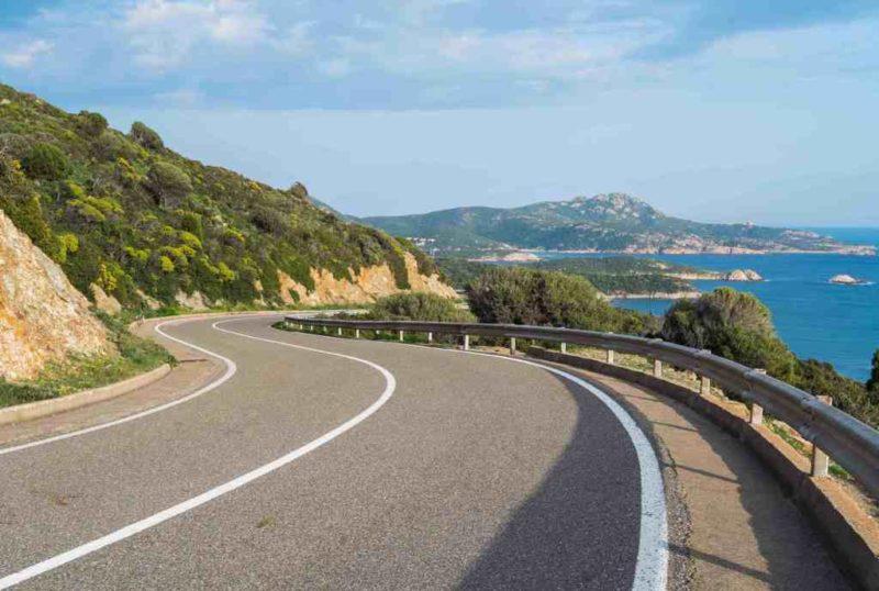 Motivos para conhecer a Sardenha: As estradas da Sardenha.