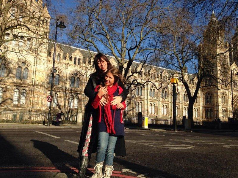 O que fazer em Londres: visitar o Museu de História Natural.