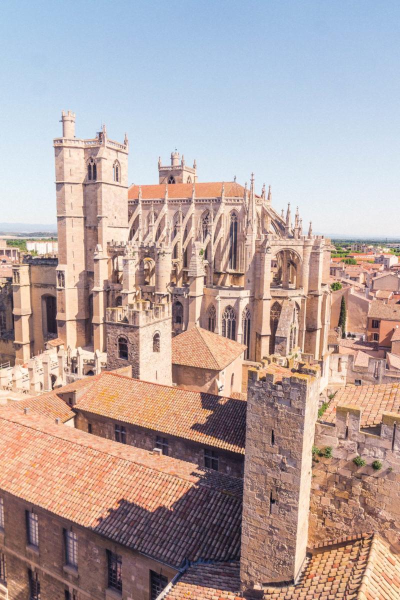 Catedral de Narbonne, na França.