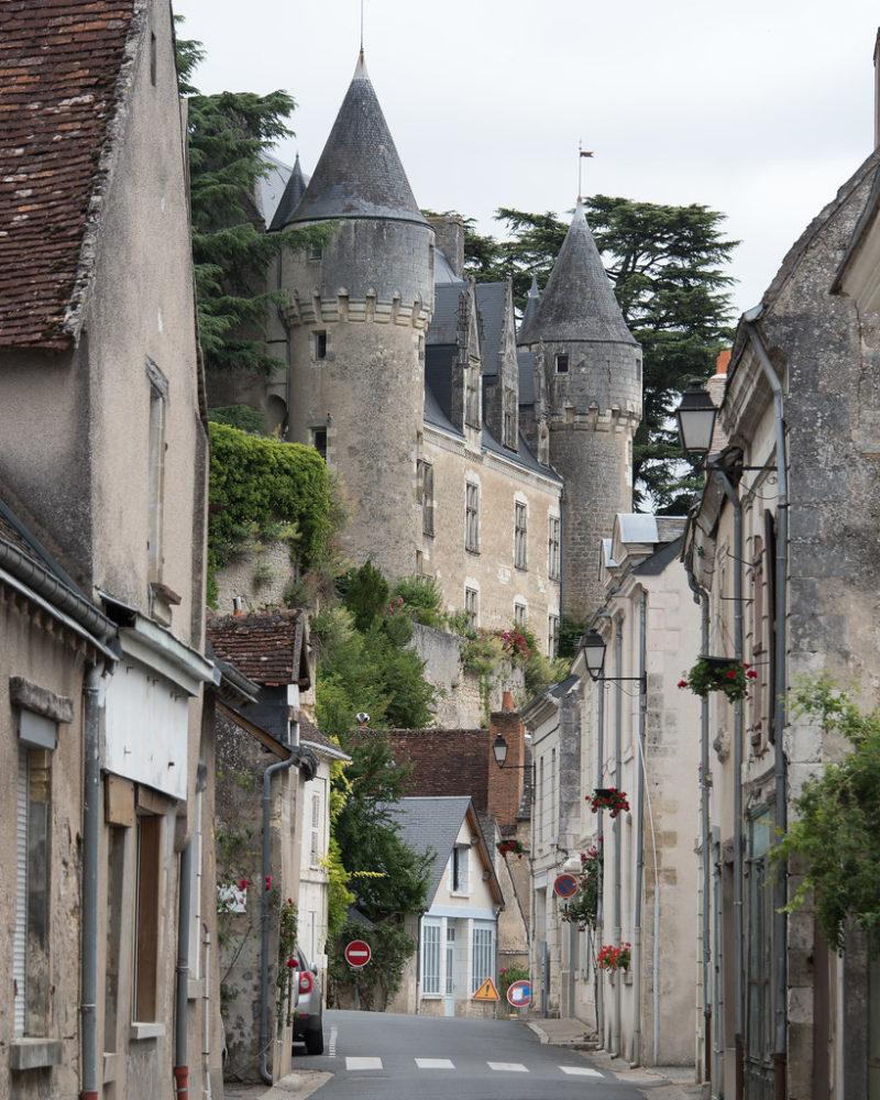 O que fazer em Montrésor: O castelo da cidade.
