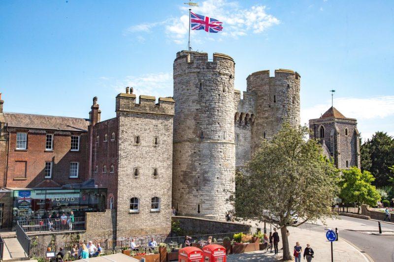 Dicas Inglaterra: Castelo Westgate em Canterbury.