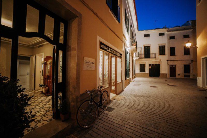 Onde ficar em Menorca: Boutique Can Sastre.