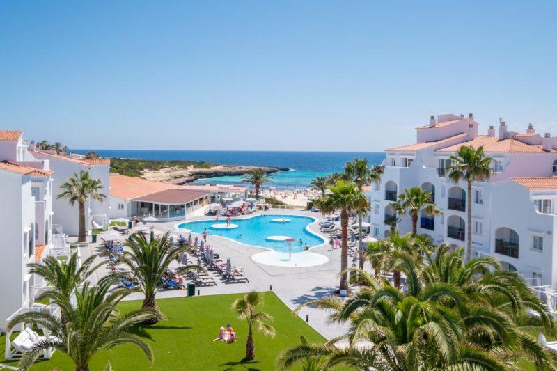 Onde ficar em Menorca: Carena Beach Menorca.