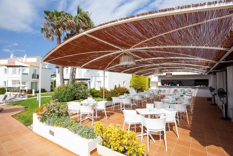 Bar do Grupotel Aldea Cala'n Bosch