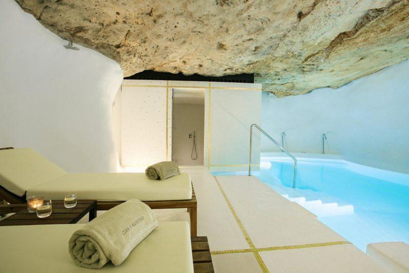 Spa do Can Faustino, em Menorca.