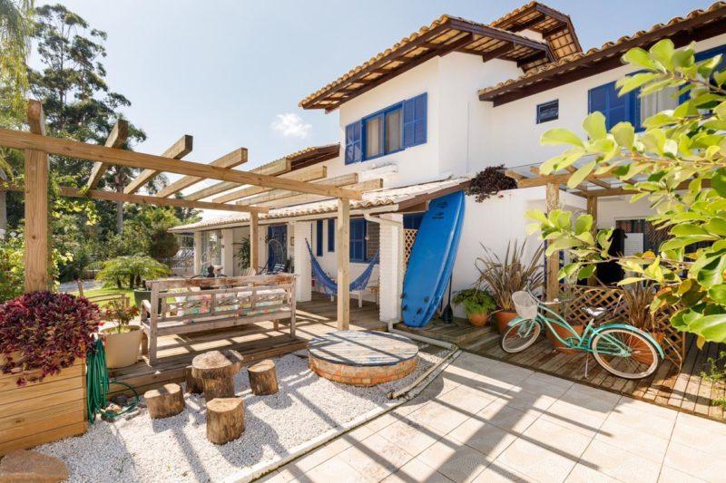 Onde se hospedar em Florianópolis: PousadaBeach House.