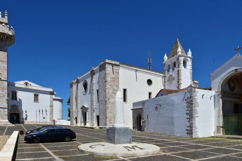 Onde ficar no Alentejo: Pousada Castelo de Estremoz.