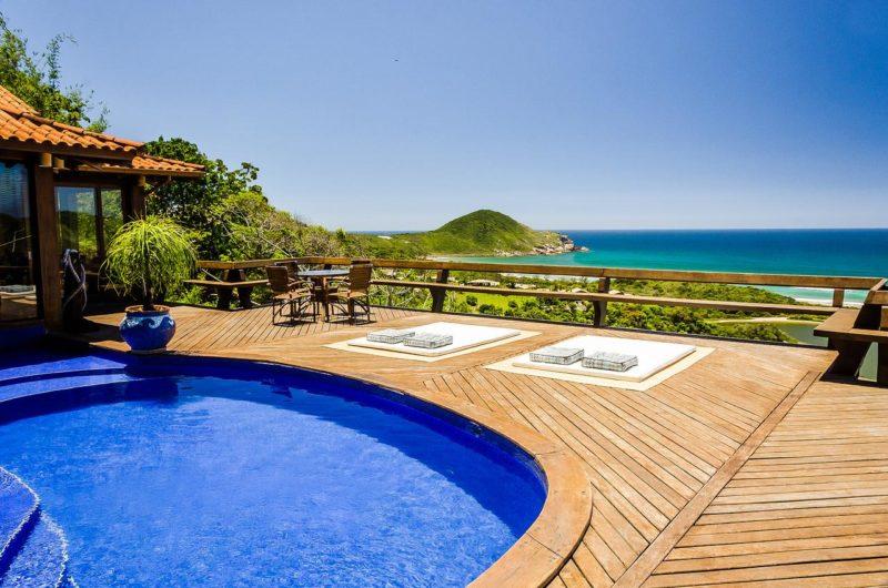 Onde ficar na Praia do Rosa: Solar Mirador Exclusive Resort e SPA.