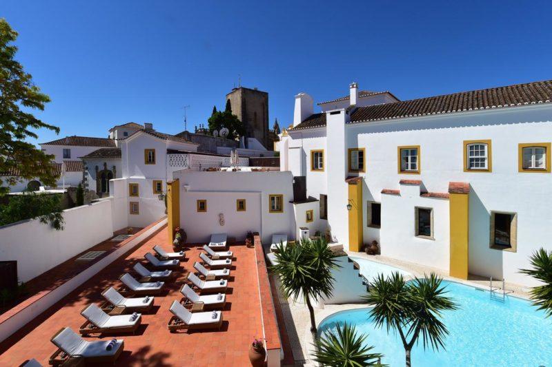 Dicas de hotéis em Évora: Pousada Convento.