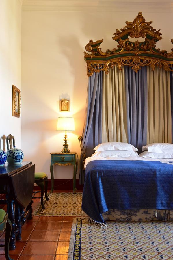 Hotéis no Alentejo: Quarto da Pousada Castelo de Estremoz.