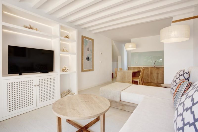 Onde ficar em Menorca: Grupotel Aldea Cala'n Bosch.