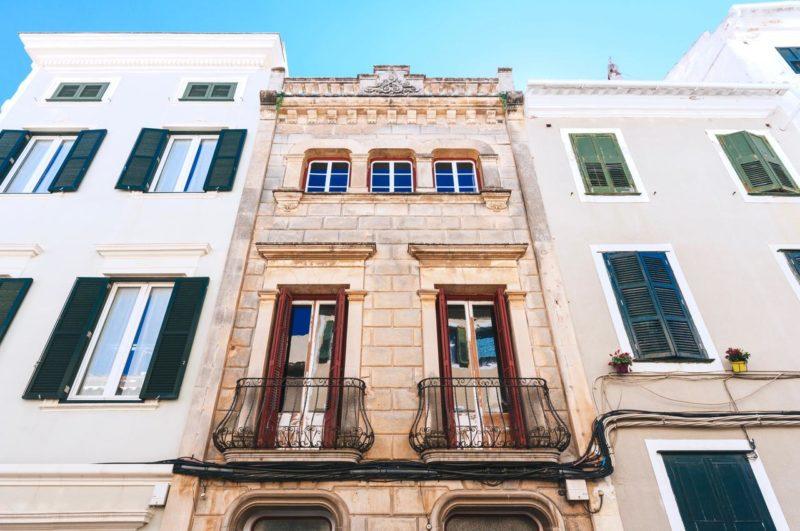 Onde se hospedar em Menorca: Casa Telmo, em Mahon.