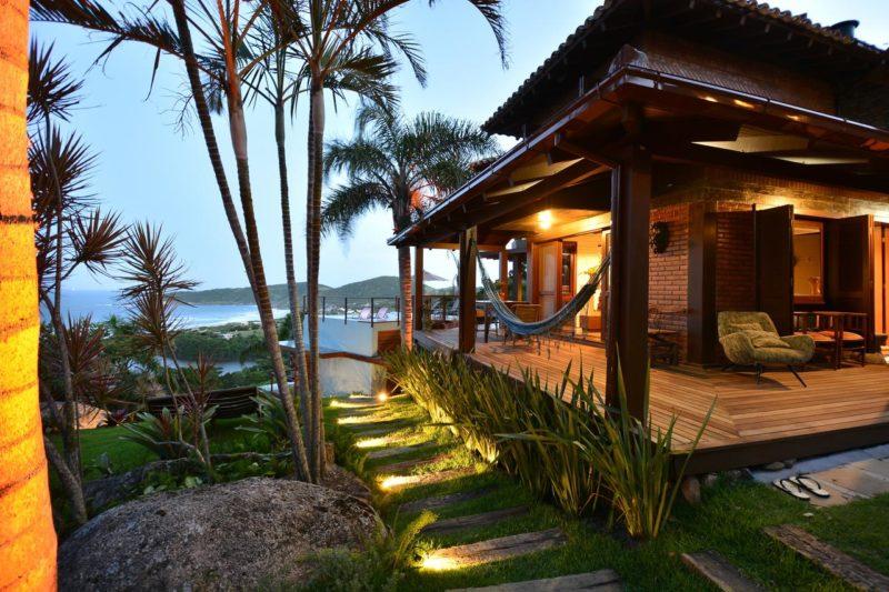 Onde ficar nas praias do sul do Brasil: Villa Gardena Suites.
