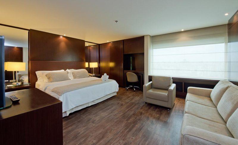 Hotéis em Florianópolis: Majestic Palace Hotel.