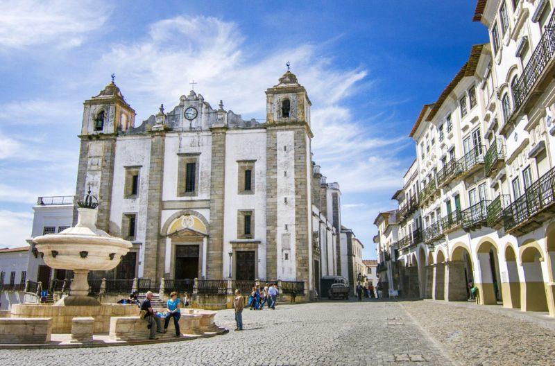 Roteiro Alentejo:a Igreja de São Francisco, em Évora