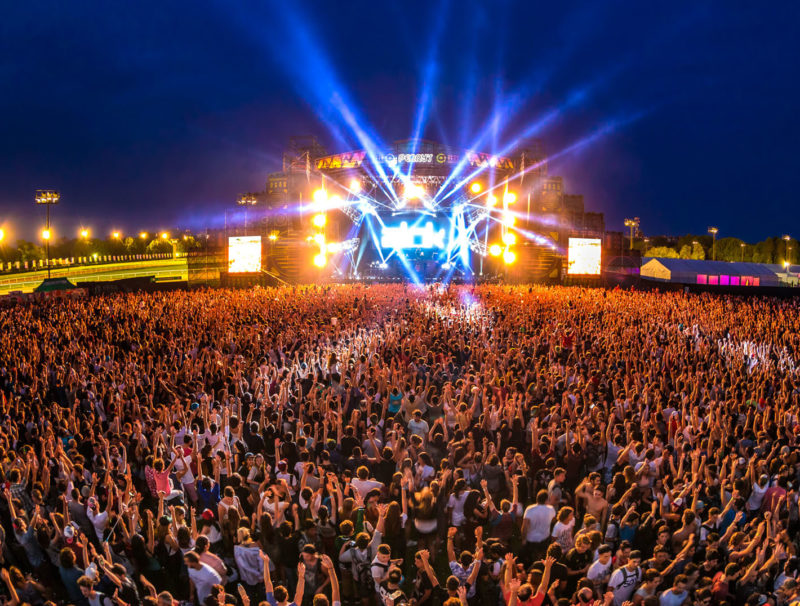 Lollapalooza 2020: Line up cheio de música eletrônica.