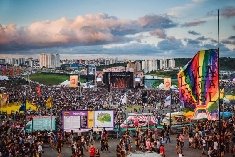 São Paulo recebe o Lollapalooza nos dias 3, 4 e 5 de abril de 2020.