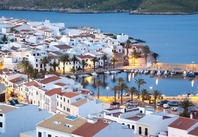 Onde ficar em Menorca: Fornells.