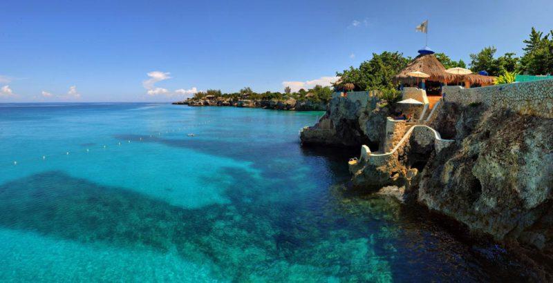 Para onde ir no Caribe em janeiro: hotel The Caves, na Jamaica.