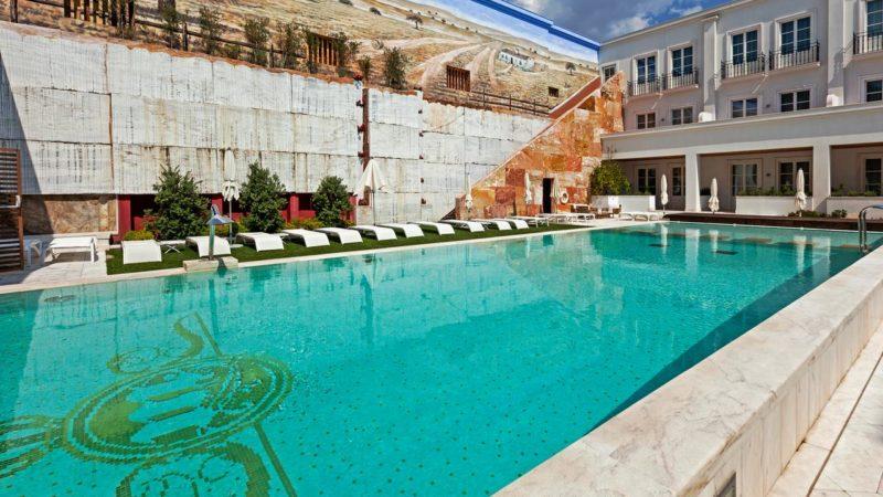 Alentejo onde ficar: Alentejo Marmòris Hotel & Spa, em Vila Viçosa.
