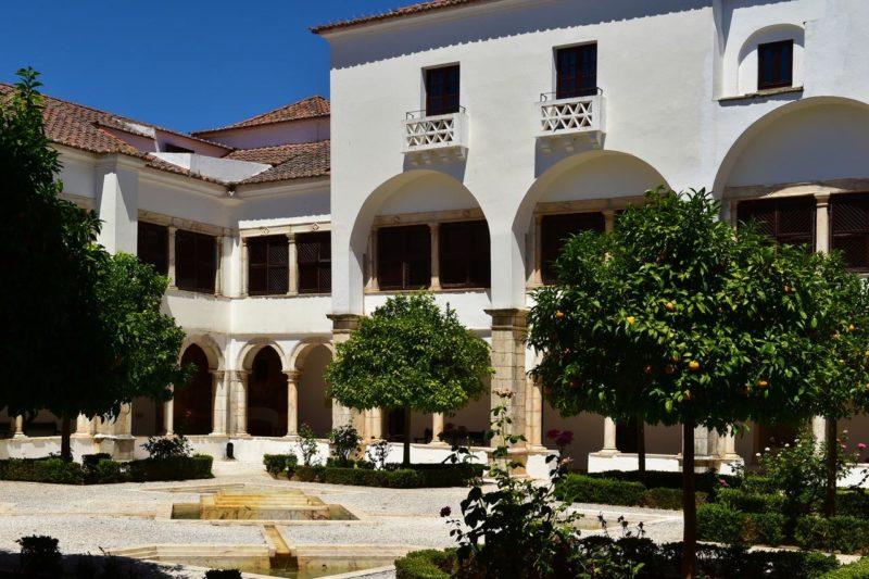 Onde ficar em Vila Viçosa: Pousada Convento de Vila Viçosa.