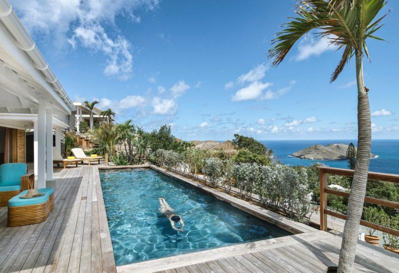 Hotéis no Caribe: Hotel Villa Marie Saint Barth.