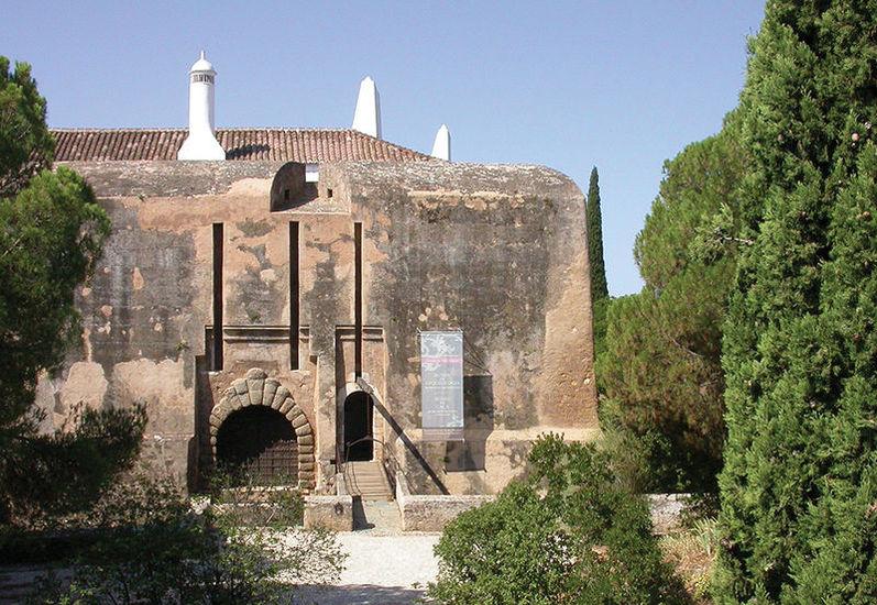 Castelo de Vila Viçosa, no Alentejo.