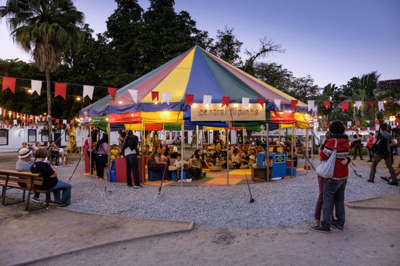 Festivais em Paraty: a FLIP