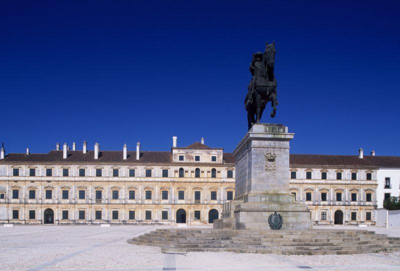 O que fazer no Alentejo: Paço Ducal em Vila Viçosa.