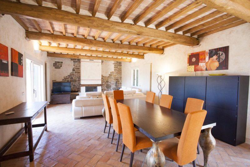 E a Villa Villeta, para quem quer casas de temporada em Elba.