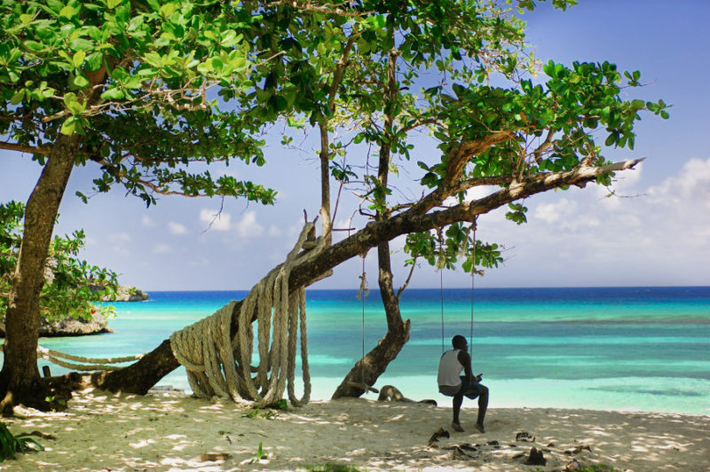 Destinos no Caribe: Winnifred Beach, na Jamaica.