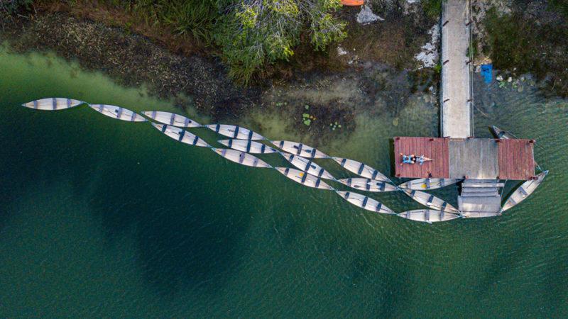 E depois de tudo, ainda ficamos curtindo a tranquilidade do povoado maia e suas belezas naturais