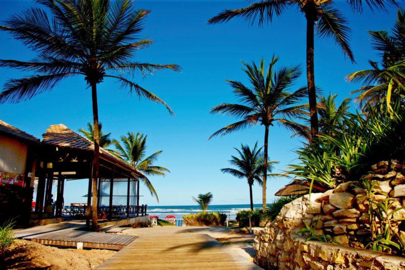 Lugares para conhecer em fevereiro: Restaurantes na orla do Atalaia, em Aracaju.