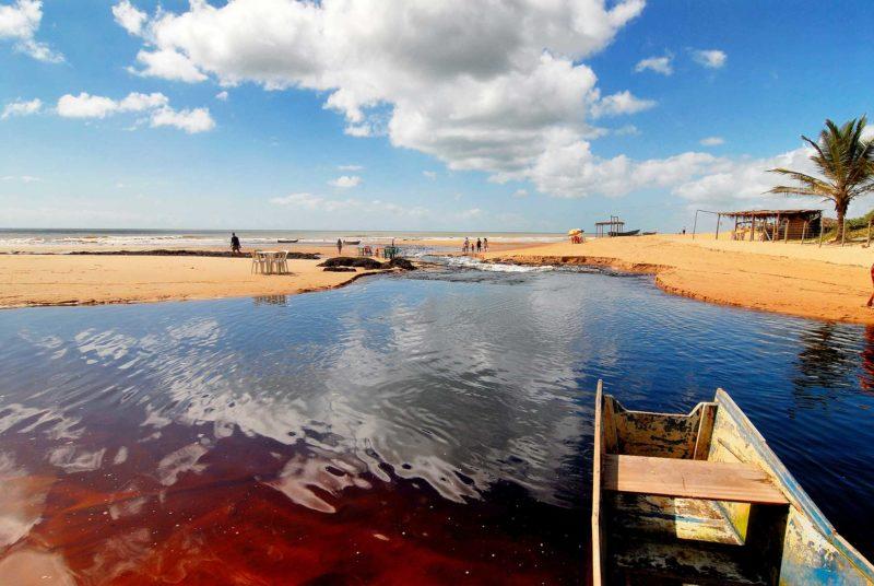 Lugares para ir em fevereiro: Praia do Riacho Doce, em Itaúnas.