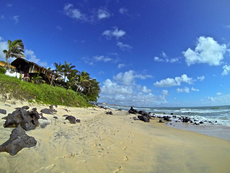 Para onde ir em fevereiro: a lindíssima praia do Amor, em Pipa.