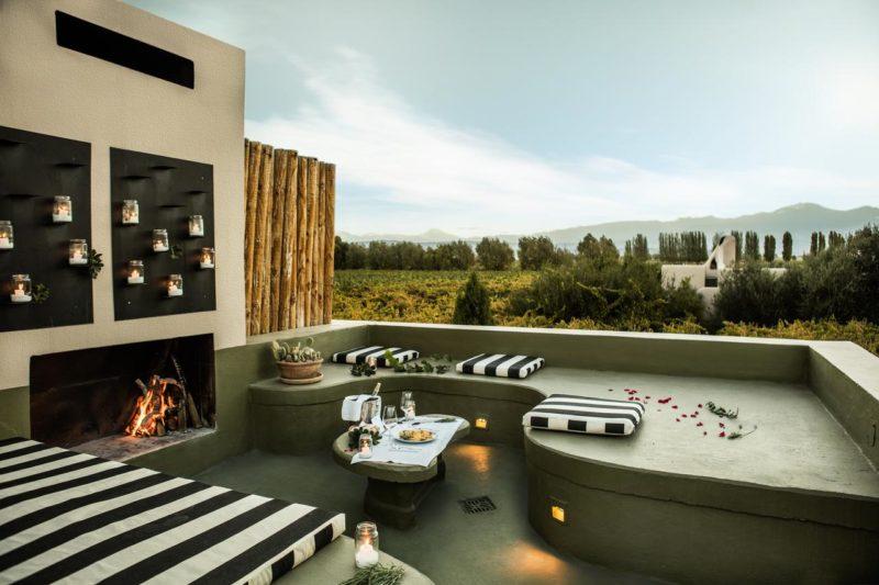 O Cavas Wine Lodge, em Mendonza