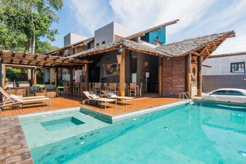 Onde se hospedar em Itacaré: Pousada Villa Maeva Itacaré.