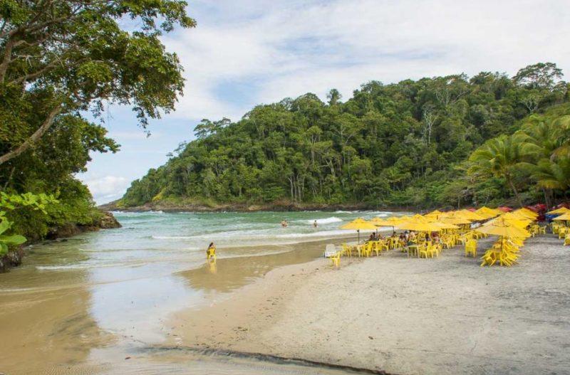 O que fazer em Itacaré: praia da Ribeira.