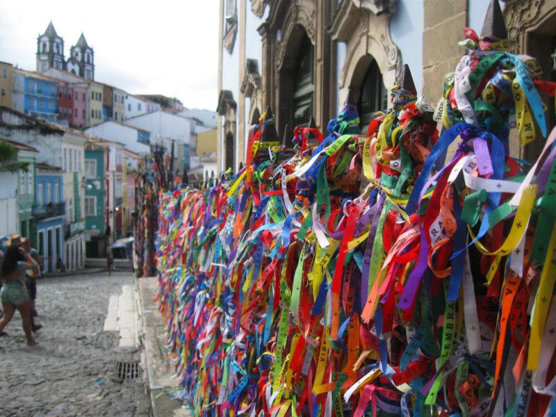 Roteiro Bahia 20 dias: Igreja do Bonfim, em Salvador.