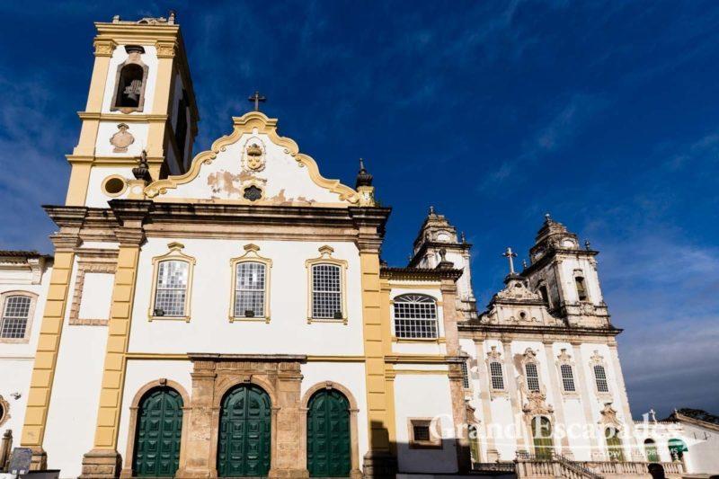 Roteiro de 3 dias em Salvador: Igreja do Carmo, em Salvador.