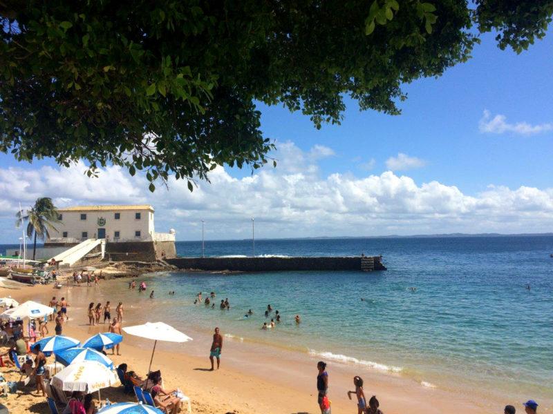 Roteiro Bahia: Porto da Barra, em Salvador.