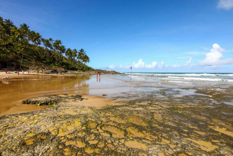 Roteiro Bahia: praia do Rezende, em Itacaré.